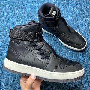 NWOT Nike Air Jordan 1 Nova XX Black Sneakers